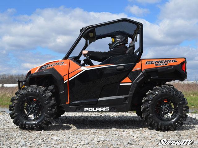 Super ATV Polaris General 1000 Tinted Roof