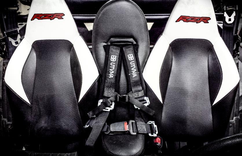 Utvma Front Bump Seat For Polaris Rzr