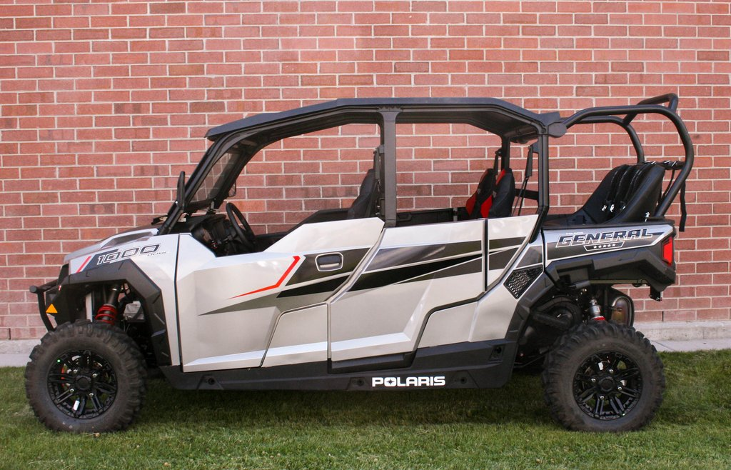 Utvma Back Seat And Roll Cage Kit For Polaris General 4 1000