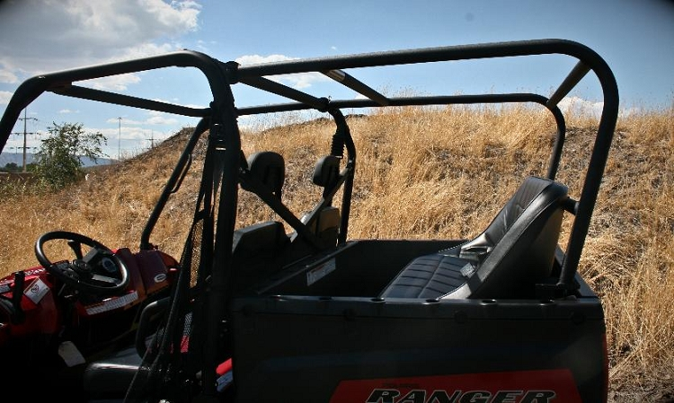 Utvma Back Seat And Roll Cage Kit For Polaris Ranger Xp 800