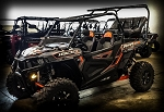 UTVMA Polaris RZR XP 1000 Roll Cage and Back Seat Kit