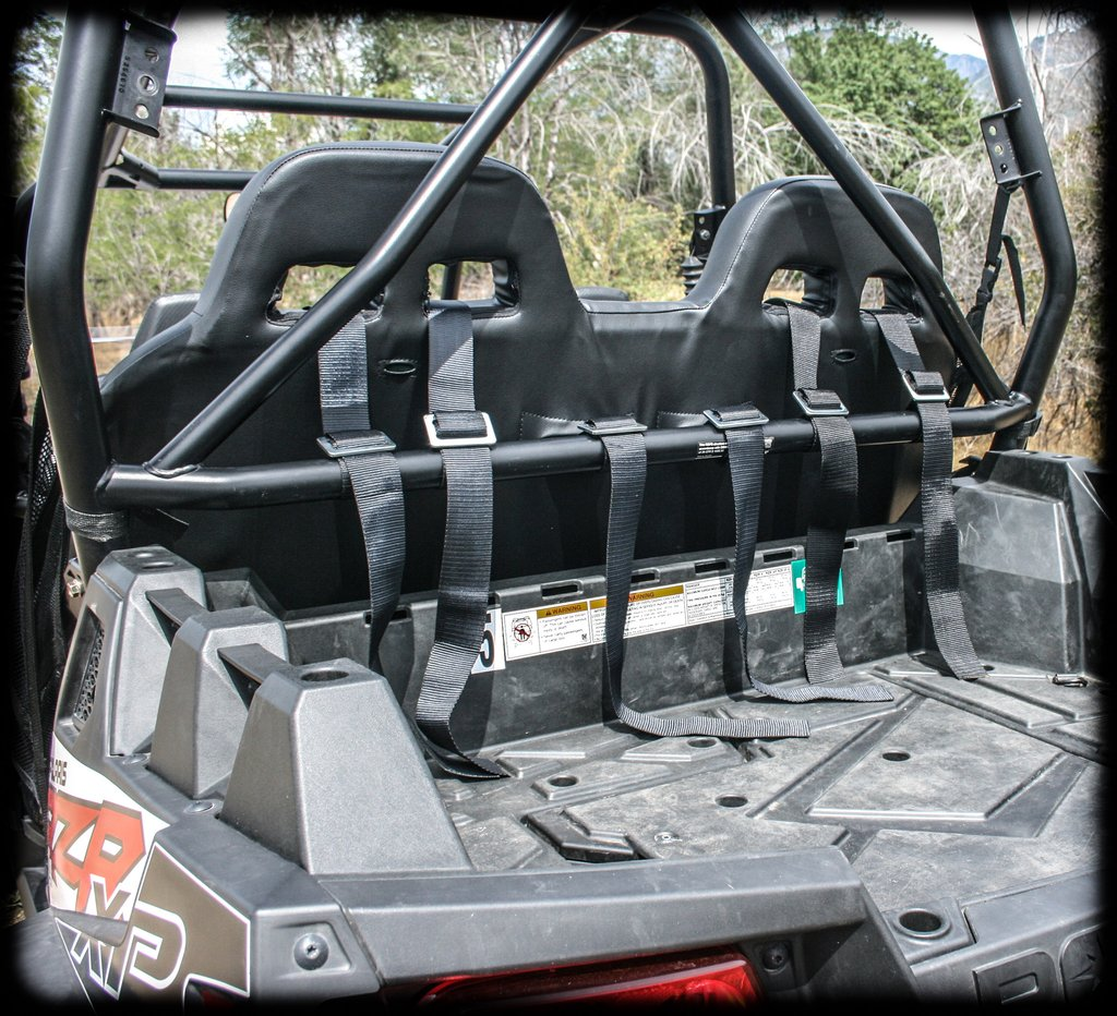 UTV Mountain Accessories Rear Bench Seat for RZR 4 800 ...