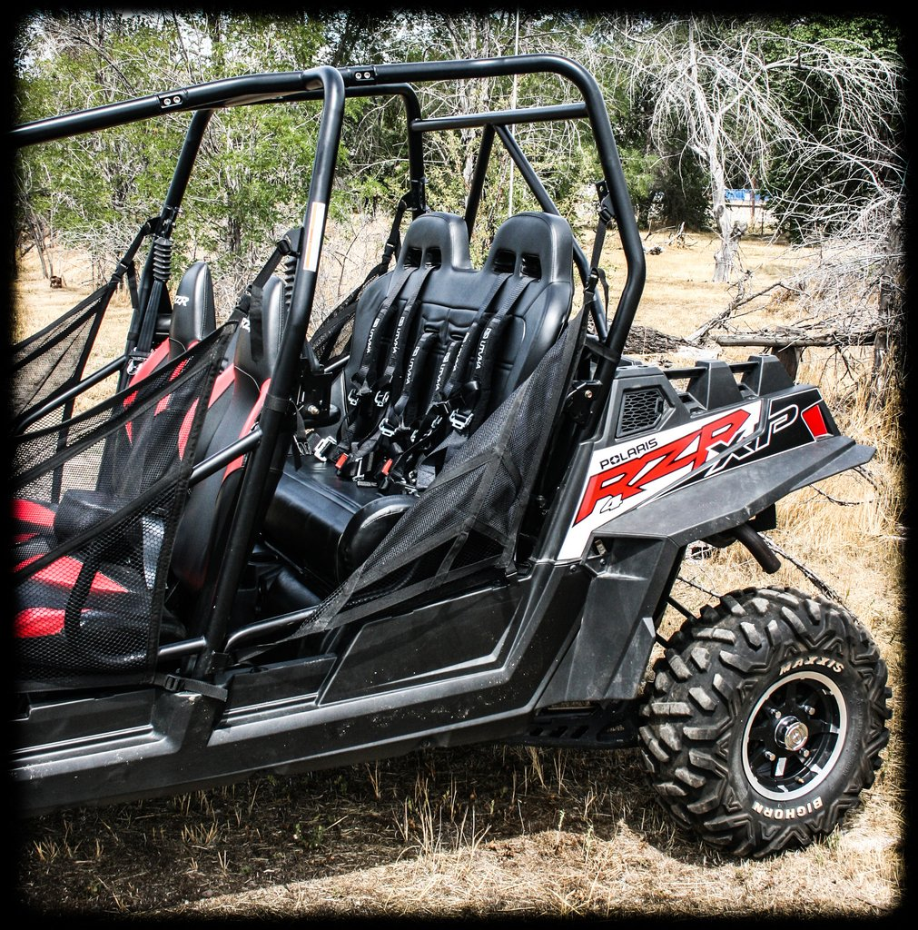 utv mountain accessories rear bench seat for rzr 4 800. Black Bedroom Furniture Sets. Home Design Ideas