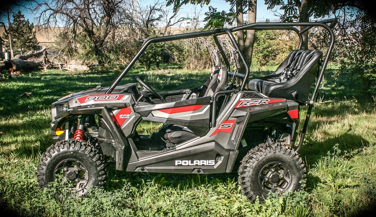 Utvma Back Seat And Roll Cage Kit For Polaris Rzr 900 2015