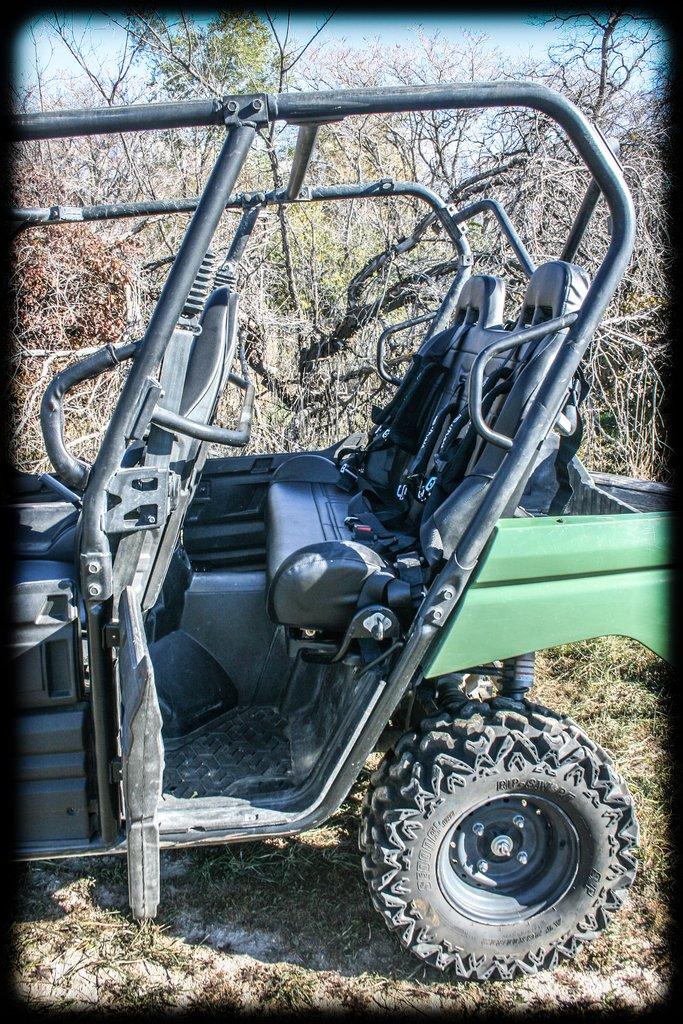 Utv Mountain Accessories Rear Bench Seat For Kawasaki Teryx 4