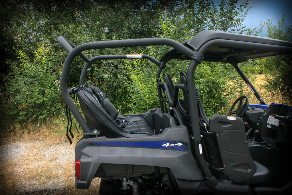 Utvma Back Seat And Roll Cage Kit For Yamaha Wolverine