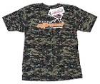 Pure Offroad Green Digital Camo T-Shirt