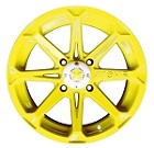 "MSA M12 Diesel ATV Wheels - 14"" Canary Yellow"
