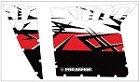 2011 Polaris RZR LE Indy Red Graphic Kit