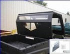 EMP Full Size Polaris Ranger Cab Back