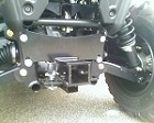 EMP Polaris RZR and RZR-S Trailer Hitch