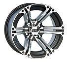 "ITP SS212 ATV Wheels - 12"" Machined"