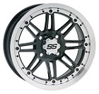 "ITP SS216 ATV Wheels - 12"" Machined"
