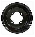 "ITP T-9 Pro Series Black ATV Wheels, 9"" & 10"""