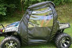 J Strong Zip Out Doors for Polaris RZR