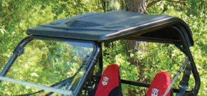 J Strong Top with Stereo for Polaris RZR