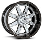 MSA M18 Pilot ATV Wheels - 12""