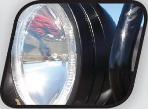 Seizmik Replacement Lights, Pair
