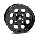 "STI HD1 ATV Wheels - 12"" Matte Black"