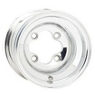 STI Sport Alloy Polished ATV Wheels