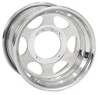 "STI Pro Lite Wheels - 12"" Polished"