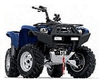 Warn ATV Bumper for Yamaha Grizzly 550-700