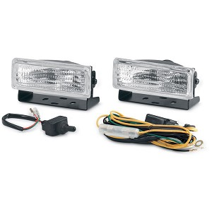 Warn ATV Halogen Light Kit, Trail Lights