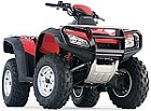 Warn ATV Bumper for Honda Rincon