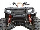 Super ATV Front Brush Guard for Polaris Sportsman