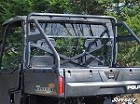 Super ATV Scratch Resistant Rear Windshield for Full Size Polaris Ranger 500/700/800