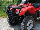 Super ATV Front Brush Guard for Honda Rancher