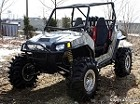 Super ATV High Clearance 6 inch Lift Kit for the Polaris RZR 800