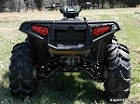 Super ATV Rear Bumper for Polaris Sportsman XP