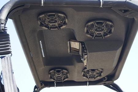Audioformz Stereo Top For Ranger 900