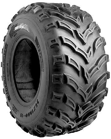 Four 4 GBC Dirt Devil ATV Tires Set 2 Front 23x8-10 /& 2 Rear 23x10-10