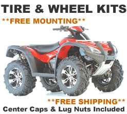 ATV Tire & Wheel Kits