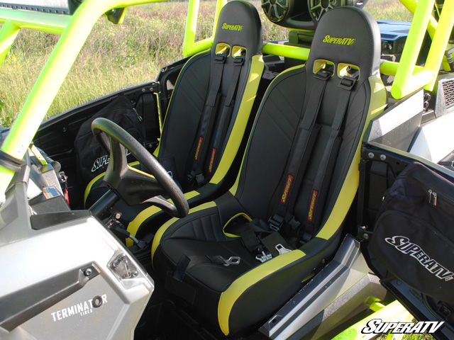 Can Am Commander Front Bench Seat