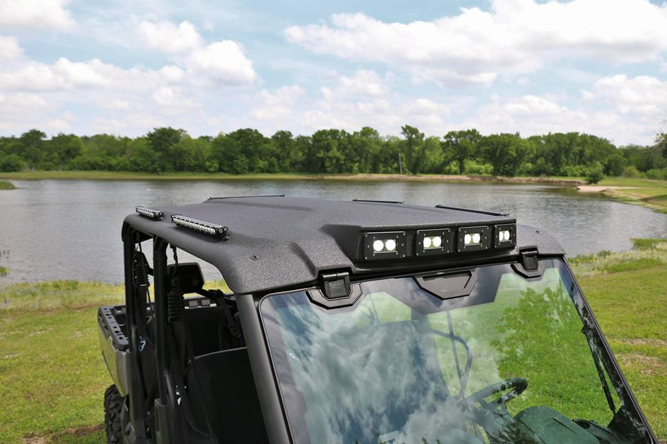 Audioformz Stereo Top For Can Am Defender Max