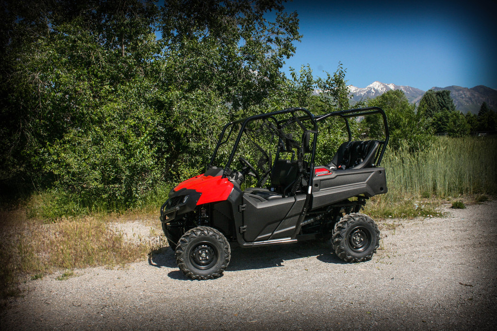 Utvma Back Seat And Roll Cage Kit For Honda Pioneer 700