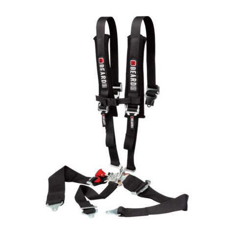 Beard 5-Point Harness with 2 inch shoulder and 3 inch lap straps