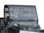 Fold Down Windshield (Clear or Tinted) for 2009-2014 Polaris Ranger 800 by Dot Weld