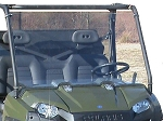 Full Windshield (Clear or Tinted) for 2009-2014 Polaris Ranger 800 by Dot Weld