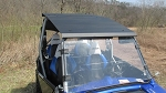 Dot Weld Black Textured Diamond Aluminum Top for RZR 4 800