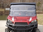 Fold Down Windshield (Clear or Tinted) for (2012-2013) Polaris Ranger 900 XP by Dot Weld