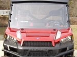 Full Windshield (Clear or Tinted) for (2012-2013) Polaris Ranger 900 XP by Dot Weld