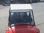 Full Windshield (Clear or Tinted) for Polaris RZR Mni 170 by Dot Weld