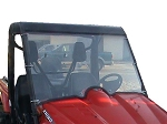 Full Windshield (Clear or Tinted) for Yamaha Rhino by Dot Weld