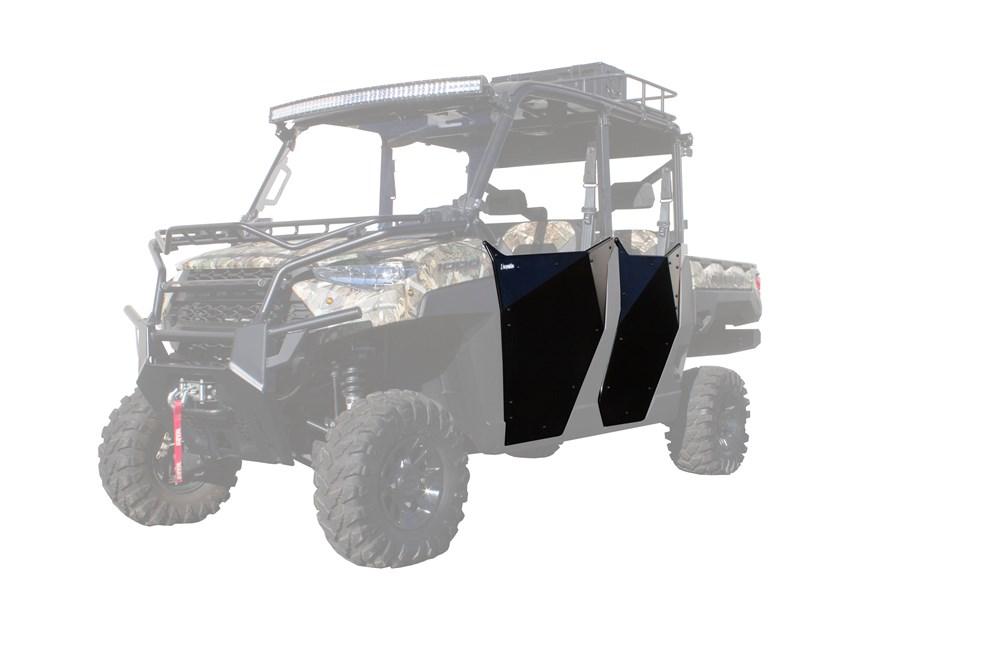 Dragonfire Racing Aluminum Doors For Polaris Ranger Xp
