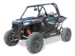 Dragonfire Door Panel & Slammer Kit for RZR XP 1000 / RZR 900 / RZR XP Turbo