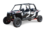 Dragonfire Door Panel & Slammer Kit for RZR XP 4 1000 & RZR 4 900